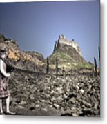 Piper Plays To The Past Metal Print