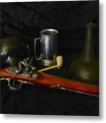 Pirates And Their Vices Metal Print