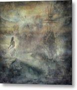 Pirates Cove Metal Print