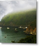 Pirate's Cove Metal Print