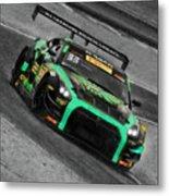 Pirelli World Challenge Jd Davison Nissan Gt R Gt3 Metal Print