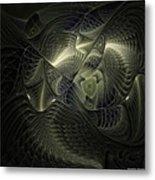 Piscean I Metal Print