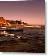 Pismo Beach Sunset Metal Print