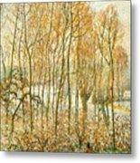 pissarro19 Camille Pissarro Metal Print