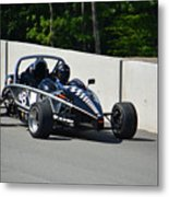 Pit Out Metal Print
