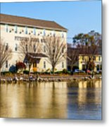 Pittsford Four Mill Metal Print