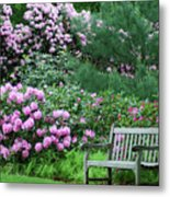 Place To Rest Metal Print