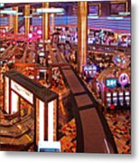 Planet Hollywood Casino Metal Print