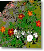 Plant Power 7 Metal Print by Eikoni Images
