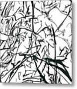 Plasmogamy021 Metal Print by TripsInInk