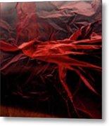 Plastic Bag 05 Metal Print by Grebo Gray