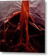 Plastic Bag 07 Metal Print