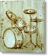 Play It Forward Metal Print