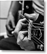 Play Me A Song Metal Print