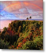 Play Time In Paradise Metal Print
