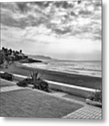 Playa Burriana, Nerja Metal Print