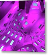 Playground For The Mind Metal Print