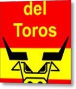 Plaza Del Toros Metal Print