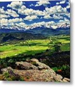 Pleasant Valley Colorado Metal Print