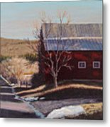 Pleasant Valley Metal Print