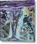 Plein Air Dreams Metal Print