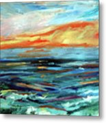 Plein Air Upgrade IIi Metal Print