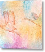 Pleistocene Dreams 2 Metal Print