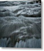 Plitvice Cascades #2 Metal Print