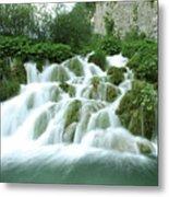 Plitvice Lakes Metal Print