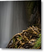Plitvice Waterfalls Metal Print