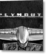 Plymouth 2 Metal Print