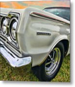 Plymouth Belvedere II  Metal Print