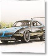 Plymouth Superbird 1970 Metal Print