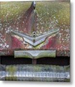 Plymouth V8 Metal Print