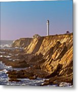Point Arena Metal Print