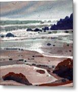 Point Lobos Metal Print