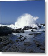 Point Lobos Seascape 2 Metal Print by Stan and Anne Foster