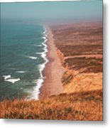 Point Reyes National Seashore Metal Print