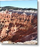 Point Supreme - Cedar Breaks Metal Print