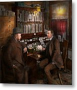 Police - The Private Eye - 1902  Metal Print