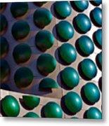 Polka Dots Metal Print
