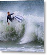 Ponce Surf 2017 Metal Print