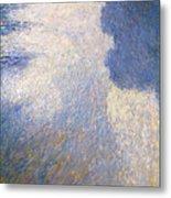 Pond Monet Metal Print