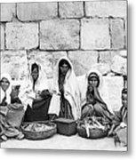 Ponfils 1898 Arab Women Metal Print