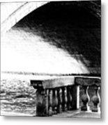 Ponte Rialto Metal Print