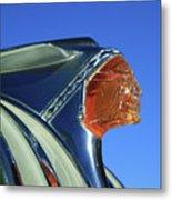 Pontiac Chieftian Metal Print