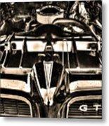 Pontiac Gto 028 Metal Print