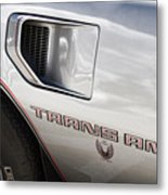 Pontiac Trans Am Limited Edition Metal Print