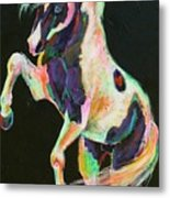 Pony Power II Metal Print