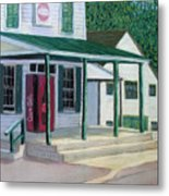 Pooles Store Metal Print by Don Perino